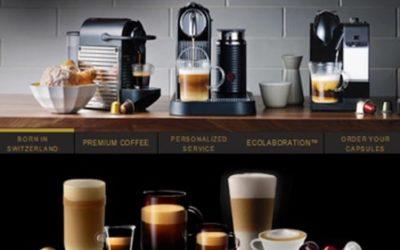 Nespresso Retail Brand